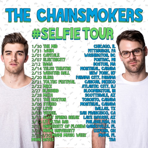 TheChainsmokers.Selfie2