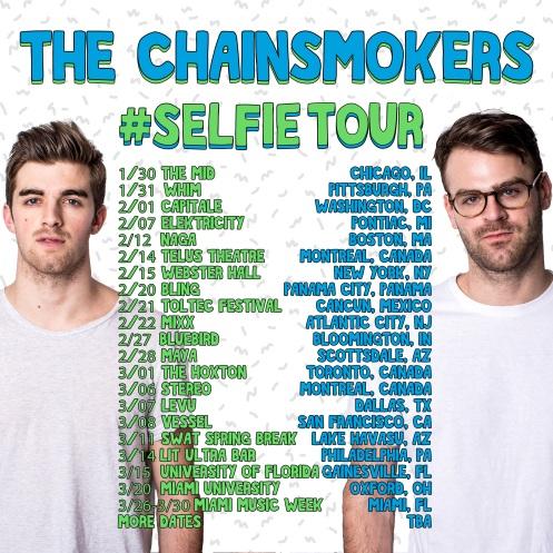 TheChainsmokers.Selfie2